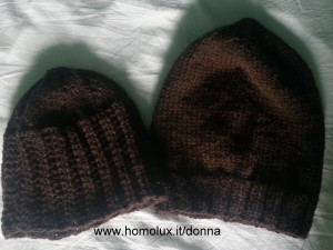 cappelli marroni picasa