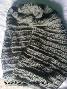sciarpa verde picasa
