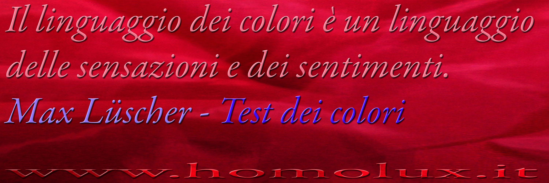 max luscher test dei colori