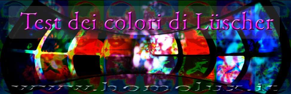 test dei colori e delle forme di luscher