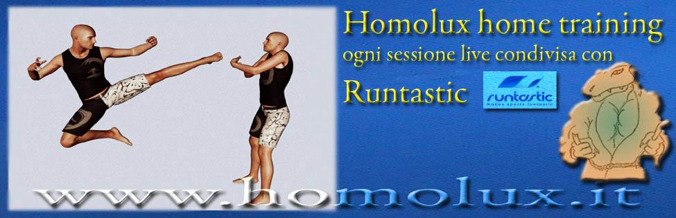 homolux home training runtastic