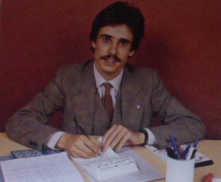 Riccardo Bruni docente Magistero