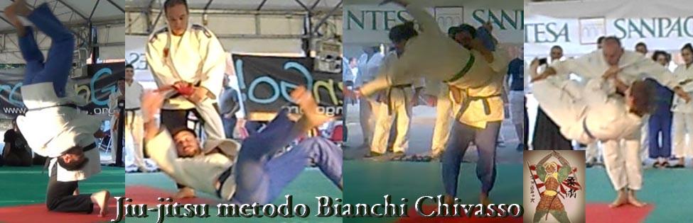 esibizione_jiu-jitsu_metodo_bianchi_chivasso