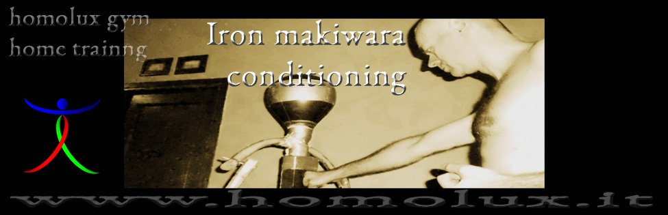 homolux home makiwara training conditioning