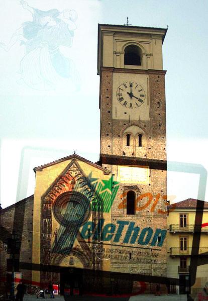 Duomo di Chivasso Telethon