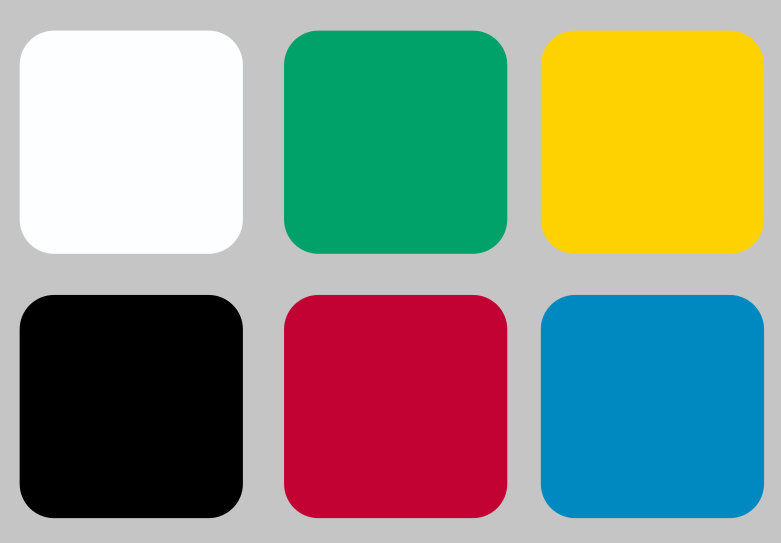 colori di Hering