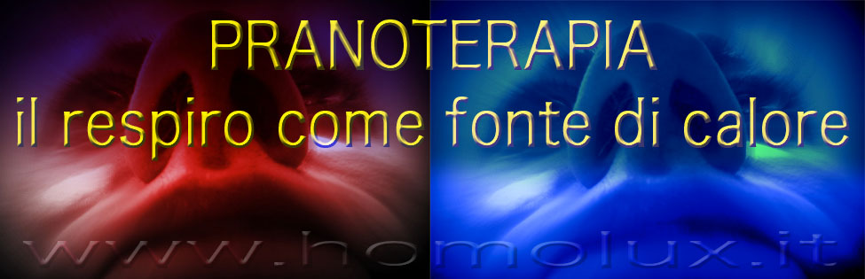 pranoterapia calore corporeo