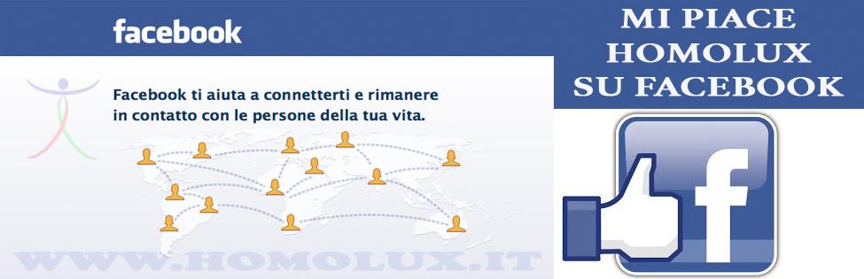 homolux su facebook