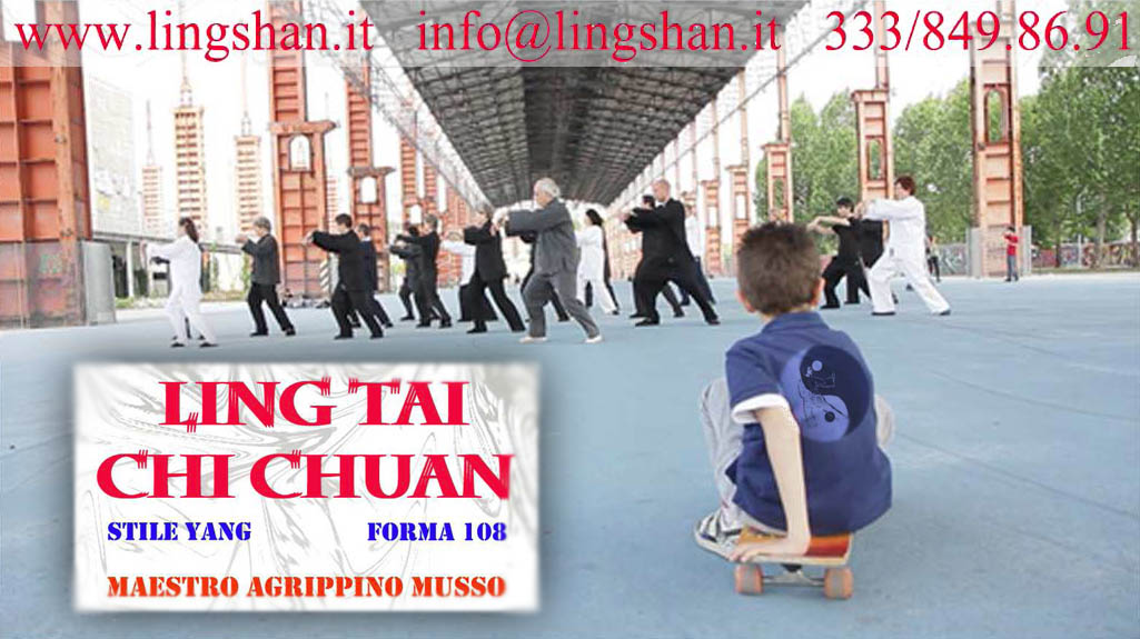 ling tai chi chuan agrippino musso