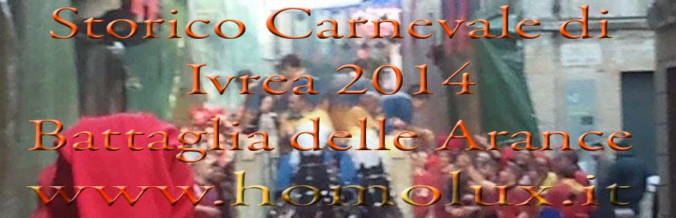 storico carnevale di ivrea 2014 battaglia delle arance
