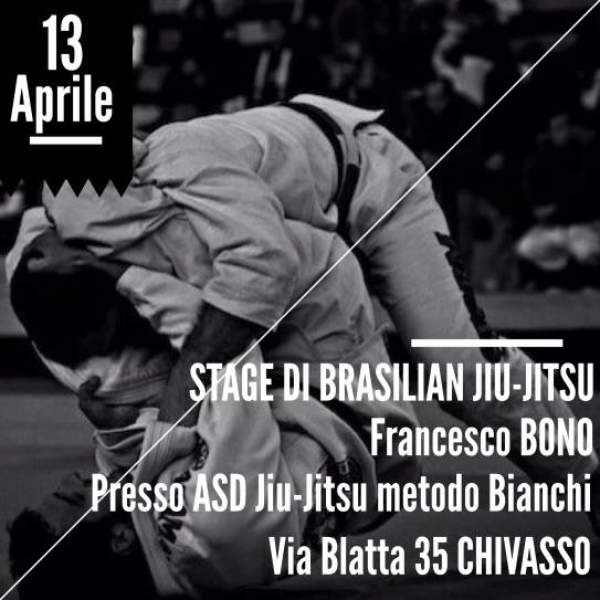 stage di brasilian jiu-jitsu