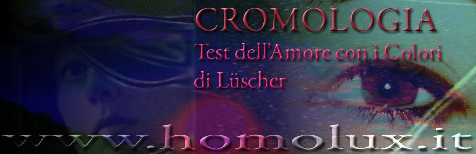 cromologia test amore con i colori di luscher