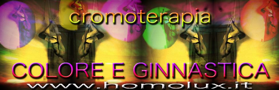 cromoterapia colore e ginnastica