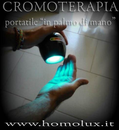 cromoterapia portatile 13