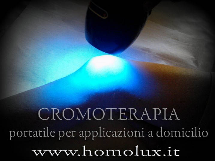 cromoterapia portatile 2