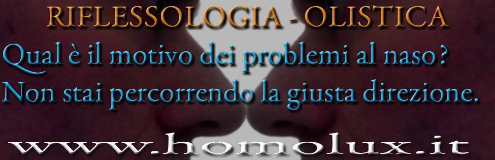 riflessologia olistica problemi al naso