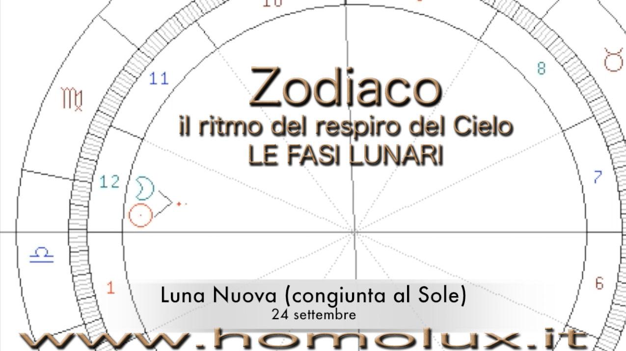 zodiaco il ritmo del respiro del cielo le fasi lunari