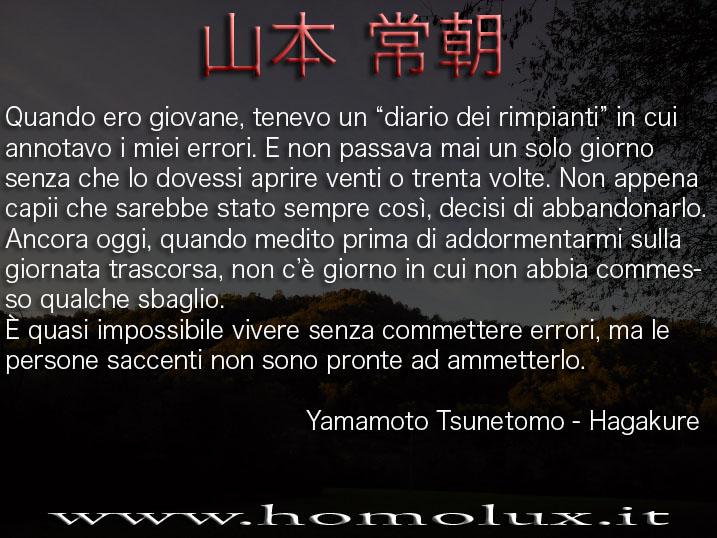 yamamoto tsunetomo aforisma