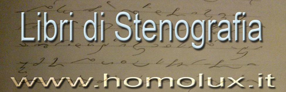 libri di stenografia