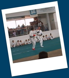Karate-Shotokan-demo-kumite-festa-dello-sport polaroid