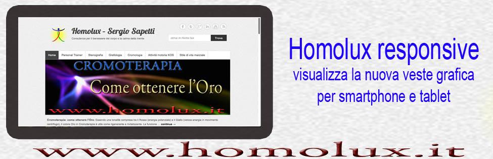 homolux responsive