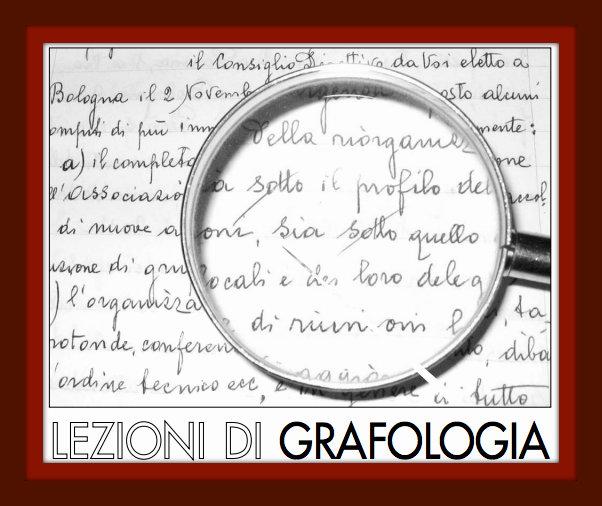 lezioni di grafologia civiltà della scrittura