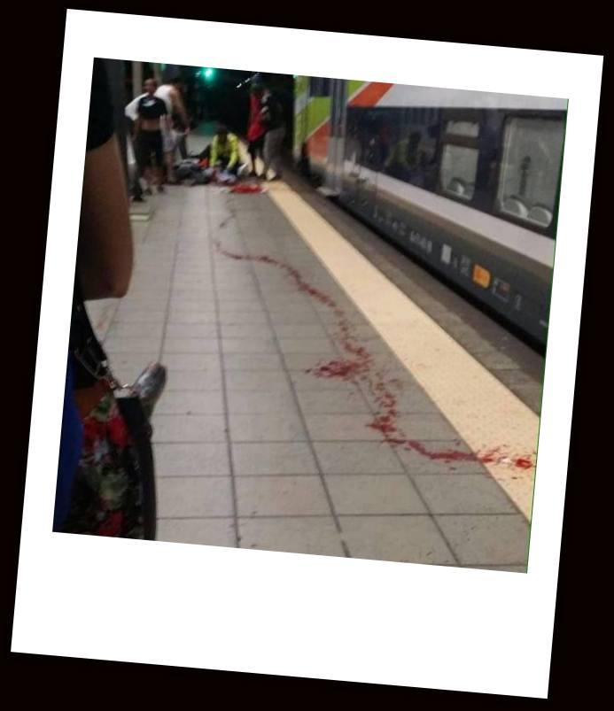 aggressione con machete in stazione a milano