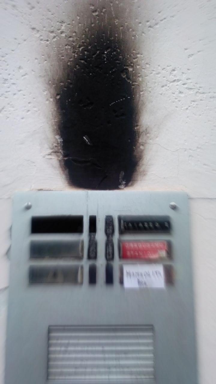 bruciato campanello