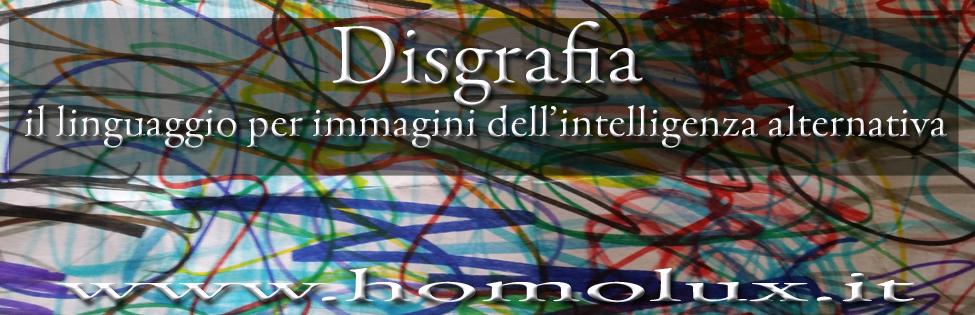disgrafia il linguaggio per immagini dell'intelligenza alternativa