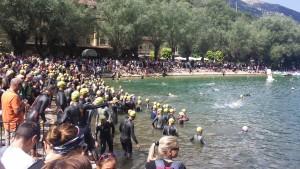 XTERRA Italy 2015 gara di nuoto