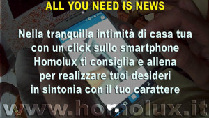 all you need is news
