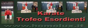 karate chivasso trofeo esordienti