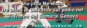 3 trofeo jiu-jitsu samurai genova