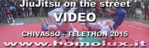 Jiujitsu on the street 2015 video