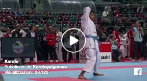 campionati karate disabili