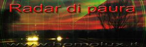 radar di paura