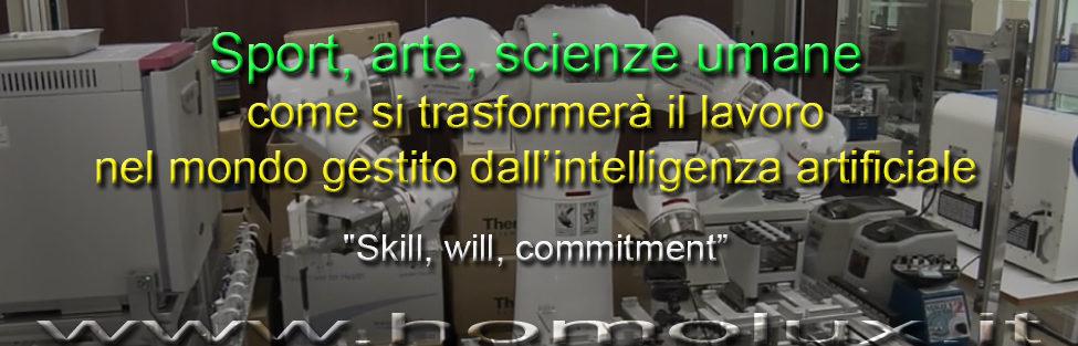 Sport, arte, scienze umane come si trasformerà il lavoro nel mondo gestito dall'intelligenza artificiale