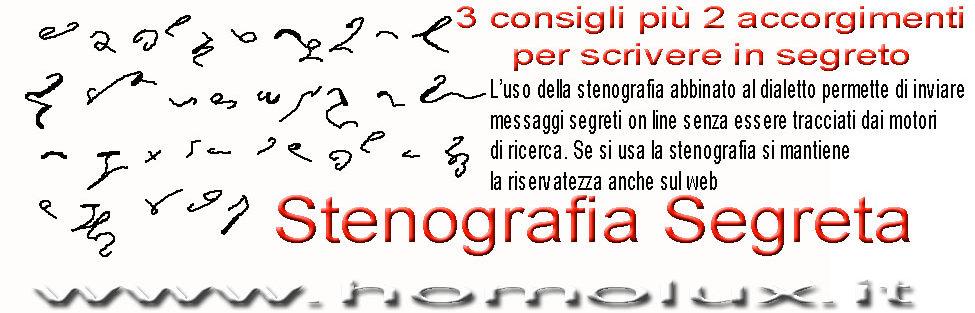 Stenografia: 3 consigli più 2 accorgimenti per messaggiare in segreto
