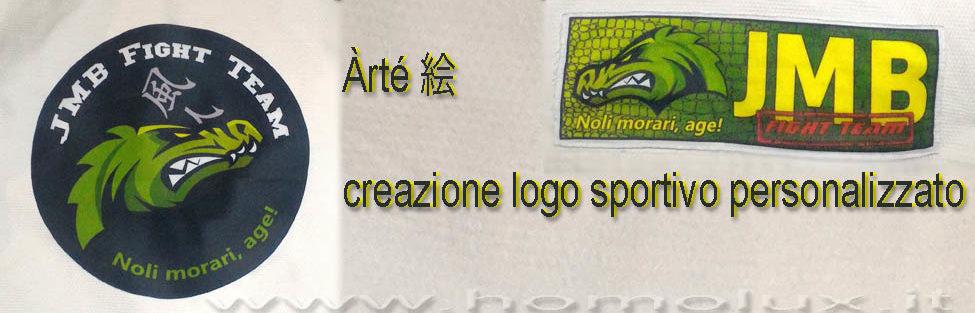 Àrté 絵 creazione logo sportivo