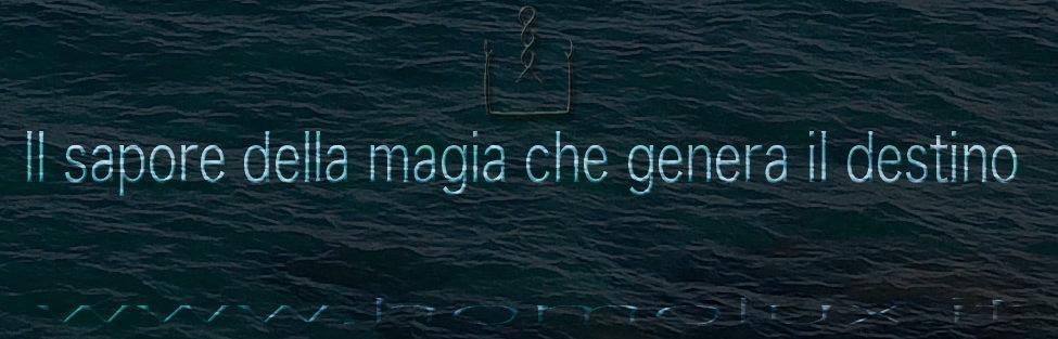 Il sapore della magia che genera il destino