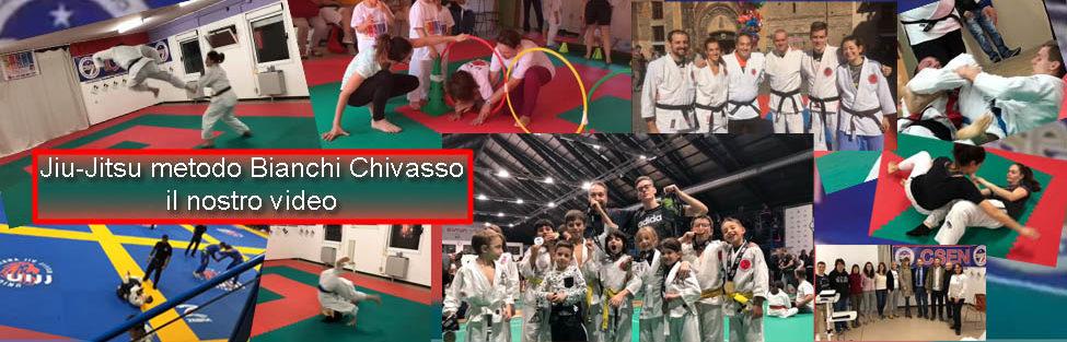 Jiu-Jitsu metodo Bianchi Chivasso: il nostro video