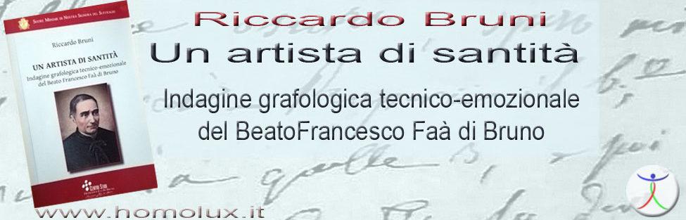 Grafologia: Beato Faà di Bruno – Un artista di Santità